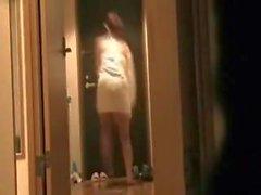 webcams amateur nudité en public voyeur