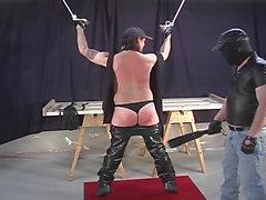 fetish gay spanking toy