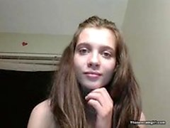 amateur babe brunette