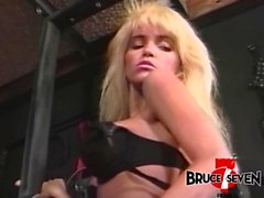arsch bdsm big boobs blondine fetisch