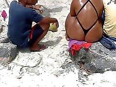 amateur beach latin voyeur