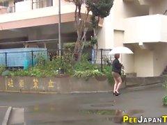 asiatique nudité en public étudiante de plein air piss japan tv