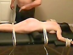 amateur bdsm brunette