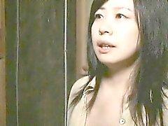 asiático peludo japonés