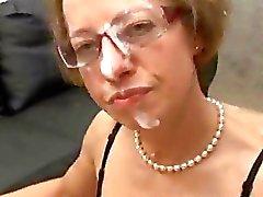 bizarro maduro faciais