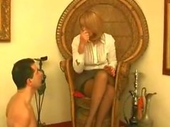 snot femdom extreme humiliation
