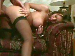 big tits blowjob brunette