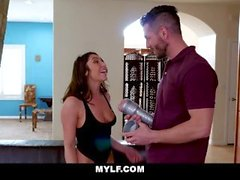 christiana cinn brunett hd milf big ass
