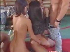 teen blonde orgy big tits
