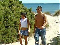anal strand tonåringar