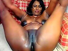 amateur schwarz und ebony masturbation nippel solo