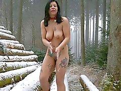 allemand milfs masturbation nudité en public