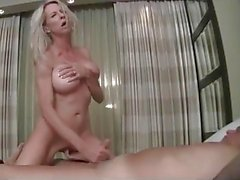 big tits hardcore milf babe bed