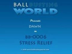rizado bdsm dominación ballbusting cbt