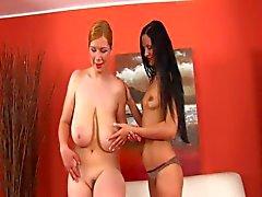 big boobs tschechisch lesben