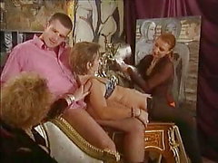 pornstars group sex vintage
