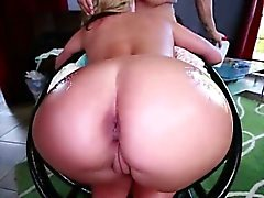 ass babe blonde