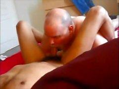 gay asian big cock blowjob cum tribute