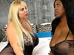big boobs black and ebony blowjob hardcore