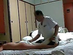 скрытые камеры японский массаж