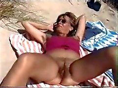 beach hairy matures