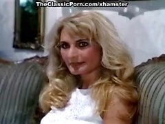 Lili Marlene, Ron Jeremy in chick strips and gives her hot