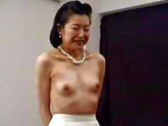 asian granny japanese masturbation