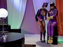 cosplay lezbiyenler kadın iç çamaşırı çorap