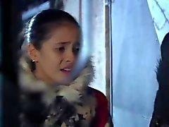 bdsm turca chica gato de la pelea de cinta la mordaza