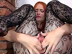 gyno exam jerking masturbation redhead toys