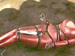bdsm brünett fetisch latex