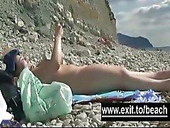 amatör plaj grup seks