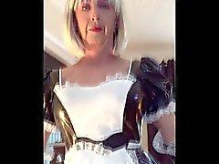 Sissy Maid Chastity