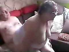 amateur doggystyle granny