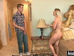 big tits blonde hd