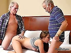 blowjob doggystyle hardcore old young