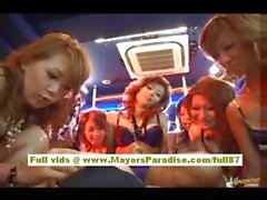 asiatique mignon sexe en groupe hardcore