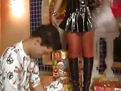 christmas group sex moms and boys ashemaletube blowjob