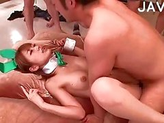 asian fetish orgy fucking