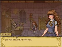 anime hermione-granger parody deepthroat