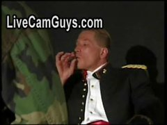gay blowjob uniform