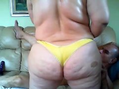 dilettante bbw grasso webcam