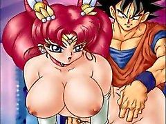 karikatür çizgi roman hentai anime