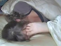 füße schlafen mädchen