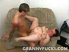bbw nonna hardcore