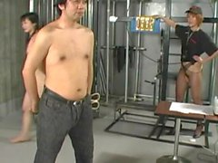 asian bdsm spanking whipping