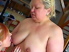bbw czech lesbian