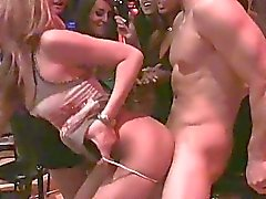 blowjobs action cfnm club drunk party