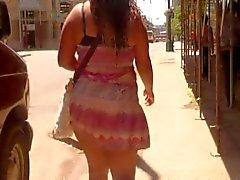 Summer Dress Latina Booty Ass Culo Jiggle