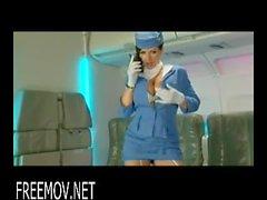 lynda leigh air-hostess air-stewardess